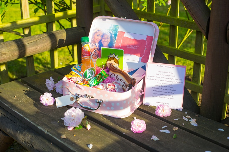 Will You Be My Flower Girl? - Personalised Box- Sophia's Final Touch - Venue Styling - Weddings
