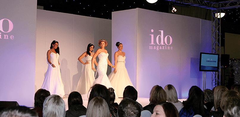 IDO Wedding Fairs- ICE Sheffield- Venue Styling - Sophias Final Touch