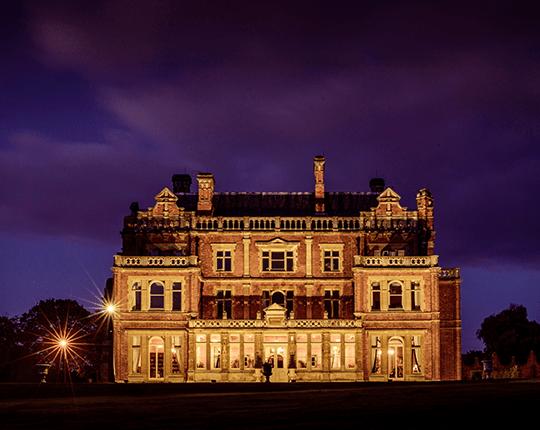 Rossington Hall, Doncaster - South Yorkshire- Wedding Venue- Venue Styling- Sophias Final Touch