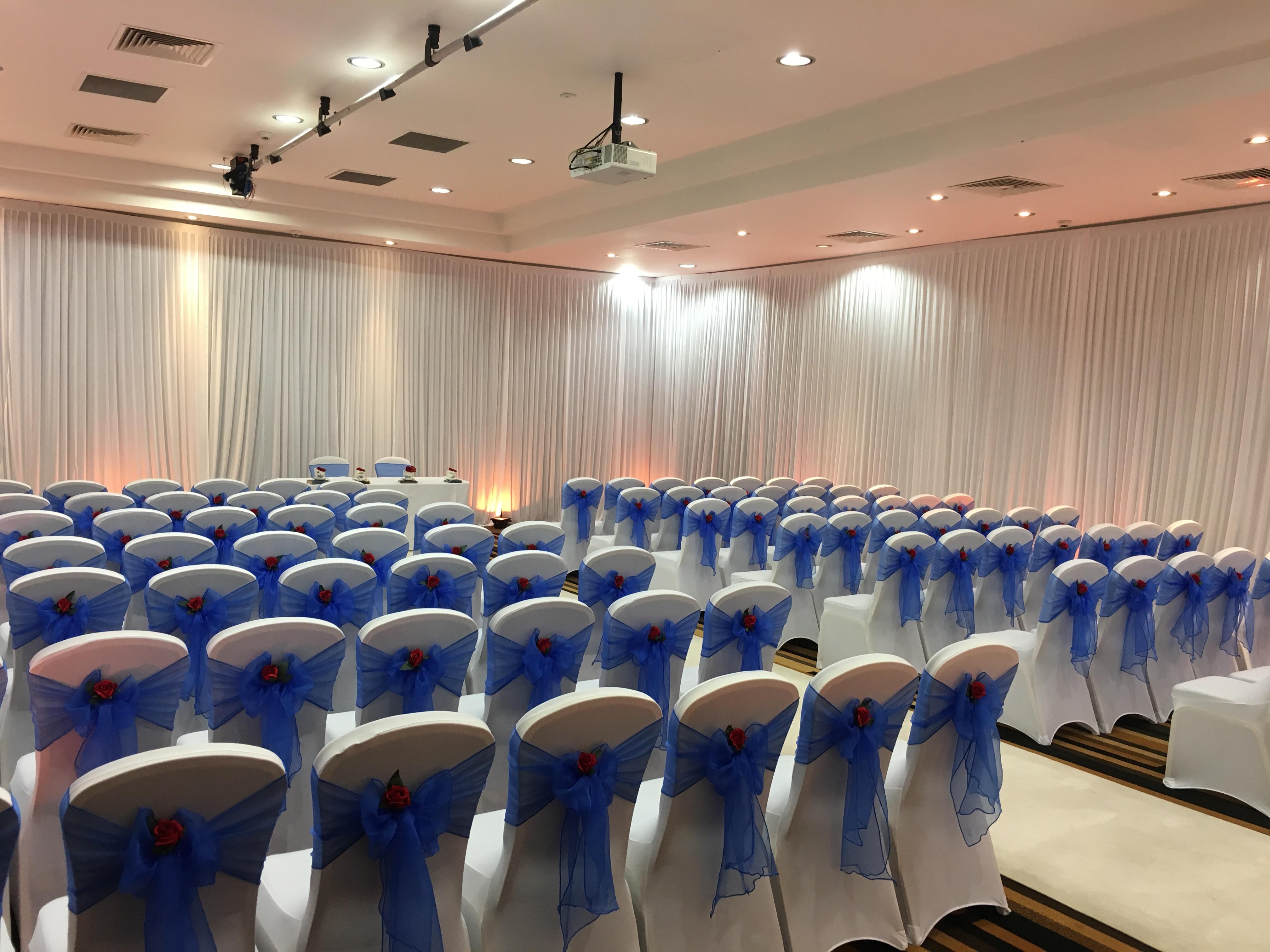 Best Of British - St Pauls Mercure Sheffield Sophia's Final Touch - Venue Styling - Weddings
