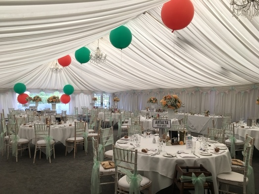 Giant Fun Balloons 3ft - Wedding Venue Styling- Sophia's Final Touch
