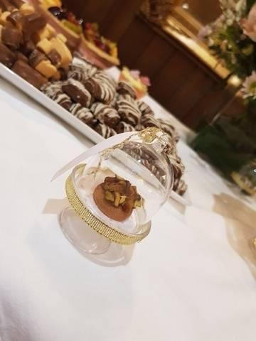 Mini Dessert Table - Wedding Venue Styling- Sophia's Final Touch