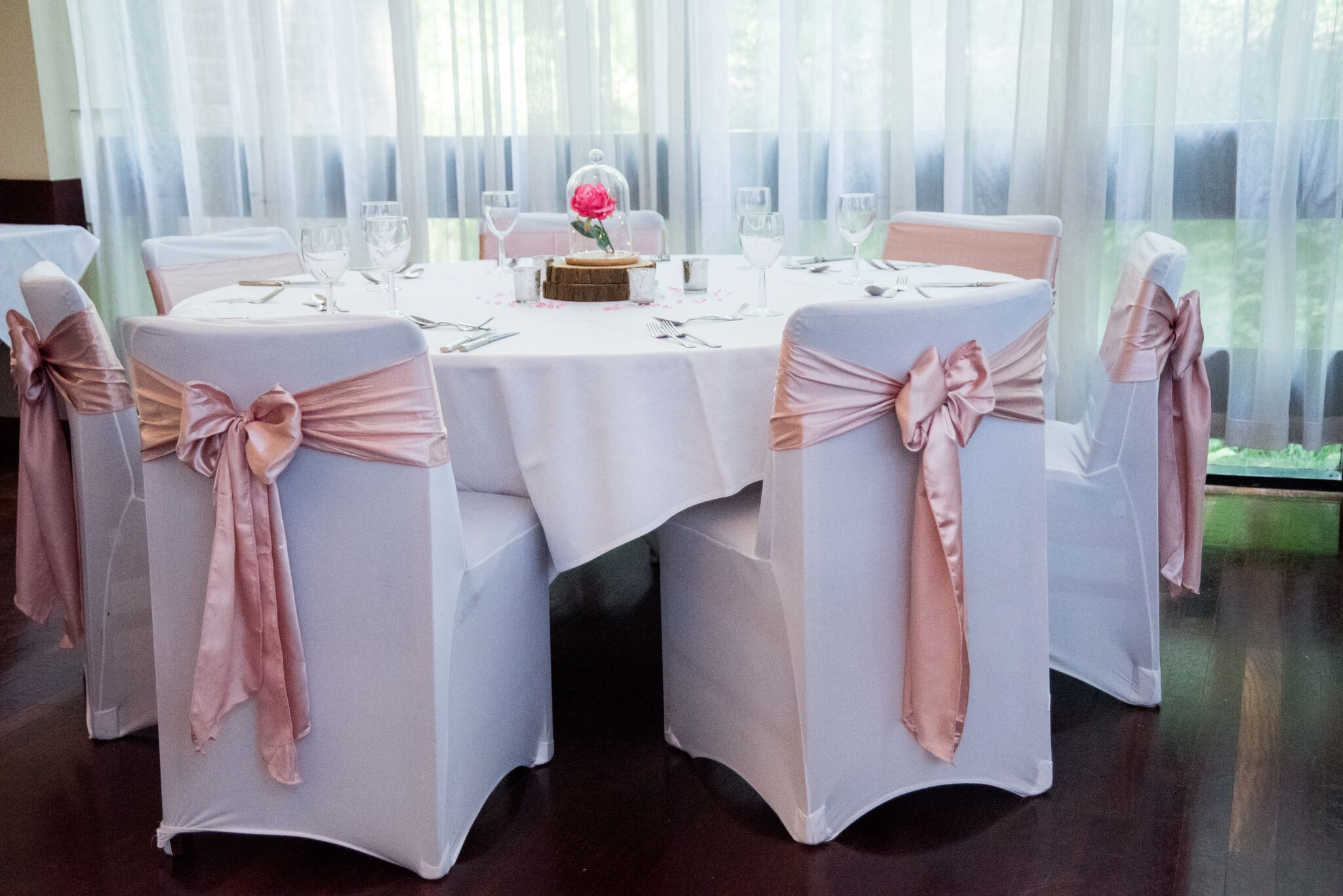 Rose Gold and Pink Photography - Adele Drummond Sophia's Final Touch - Venue Styling - Weddings