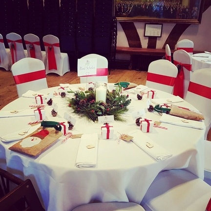 Table Decorations – Merchant Hall- Wedding Venue Styling- Sophia's Final Touch