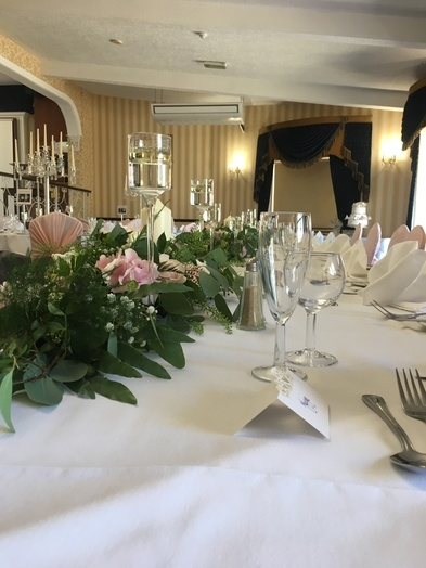 Top Table Floating Candles - Wedding Venue Styling- Sophia's Final Touch