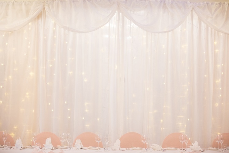 Twinkle Backdrop Wall- Sophia's Final Touch - Venue Styling - Weddings