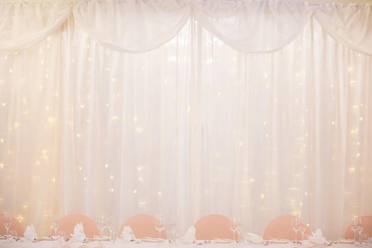 Twinkle Backdrop Wall- Sophia's Final Touch - Venue Styling - Weddings