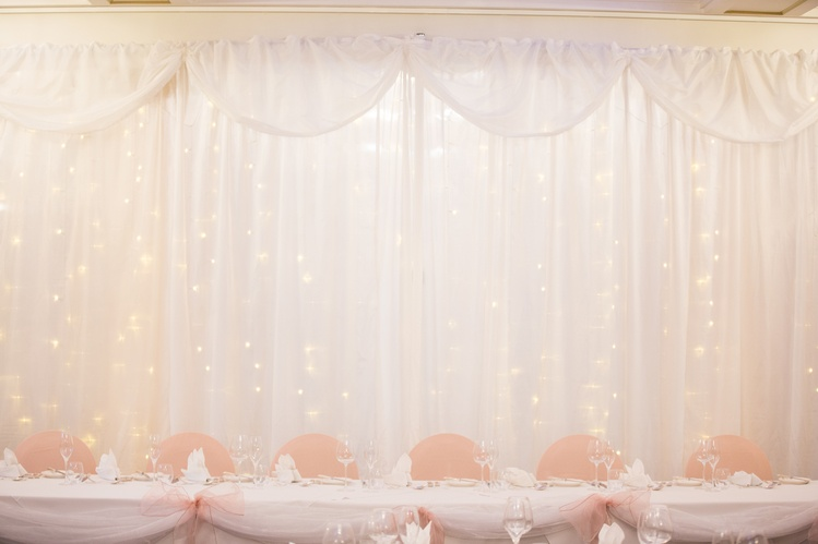 Twinkle Backdrop- Sophia's Final Touch - Venue Styling - Weddings