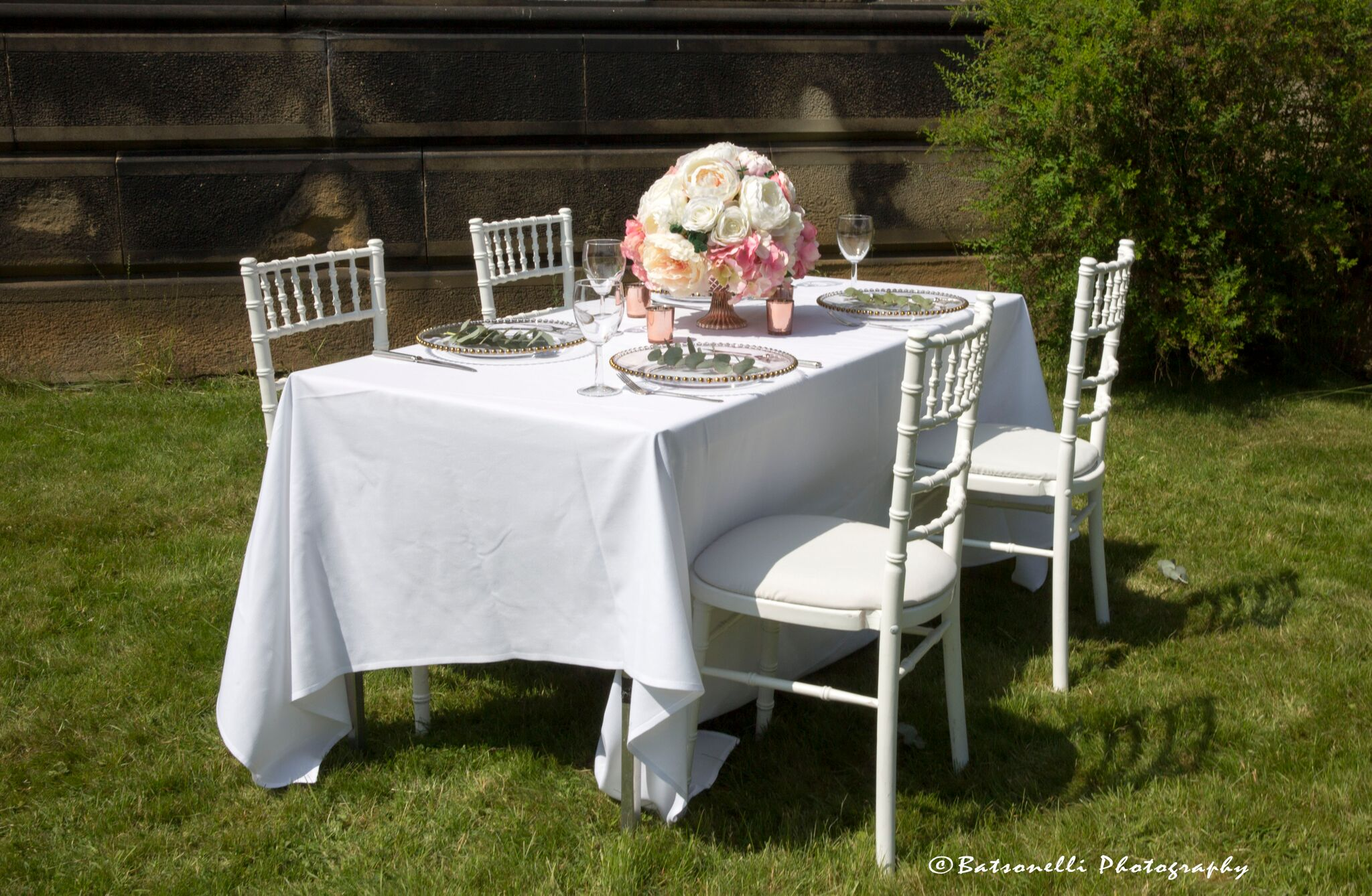 White Chiavari Photography Gill Baston Sophia's Final Touch - Venue Styling - Weddings