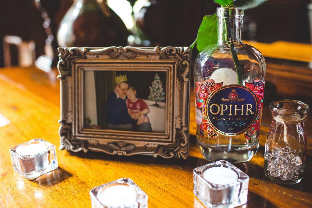 Jon & Hannah's Gin Themed Wedding - Loved Ones