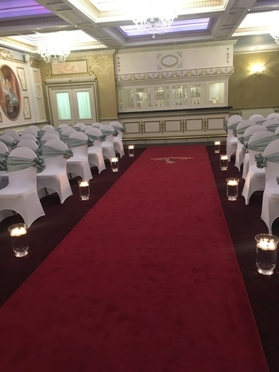 sle Decor- Floating Candles – Rossington Hall – Wedding Venue Styling- Sophia's Final Touch
