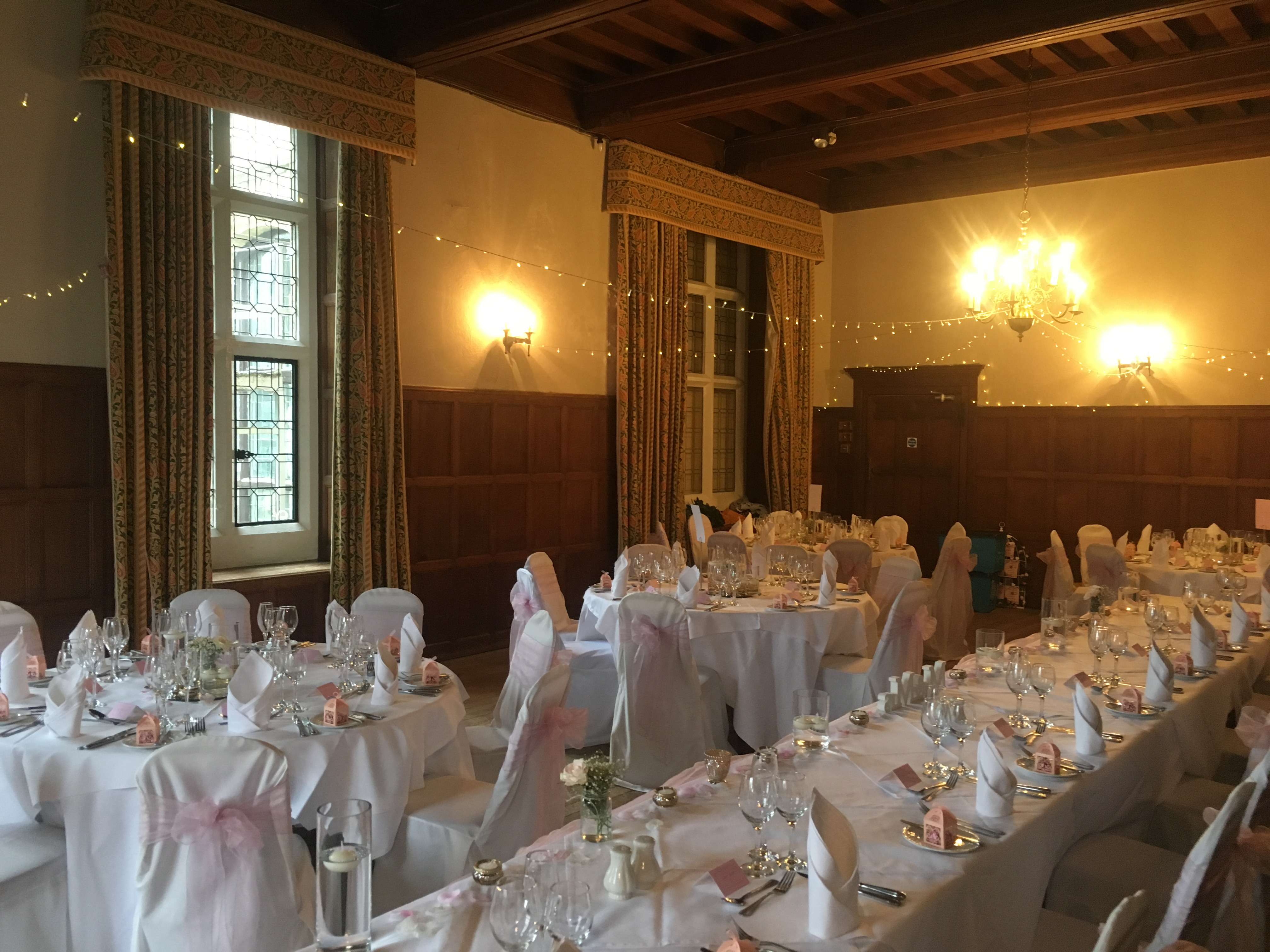 Dusky Pink wedding at Monk Fryson