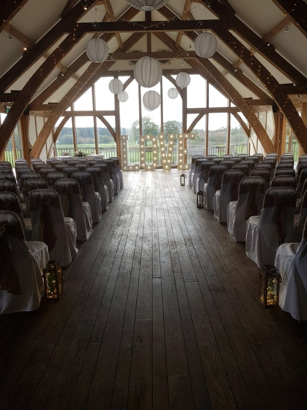 Wedding Ceremony at Sandburn Hall – Wedding Venue Styling- Sophia's Final Touch- Wedding & Event Decoration