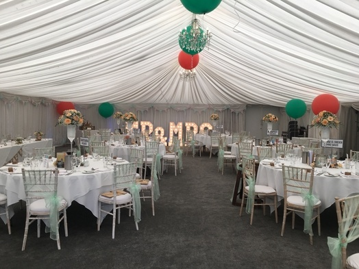 Woodland Leeds - Wedding - Wedding Venue Styling- Sophia's Final Touch