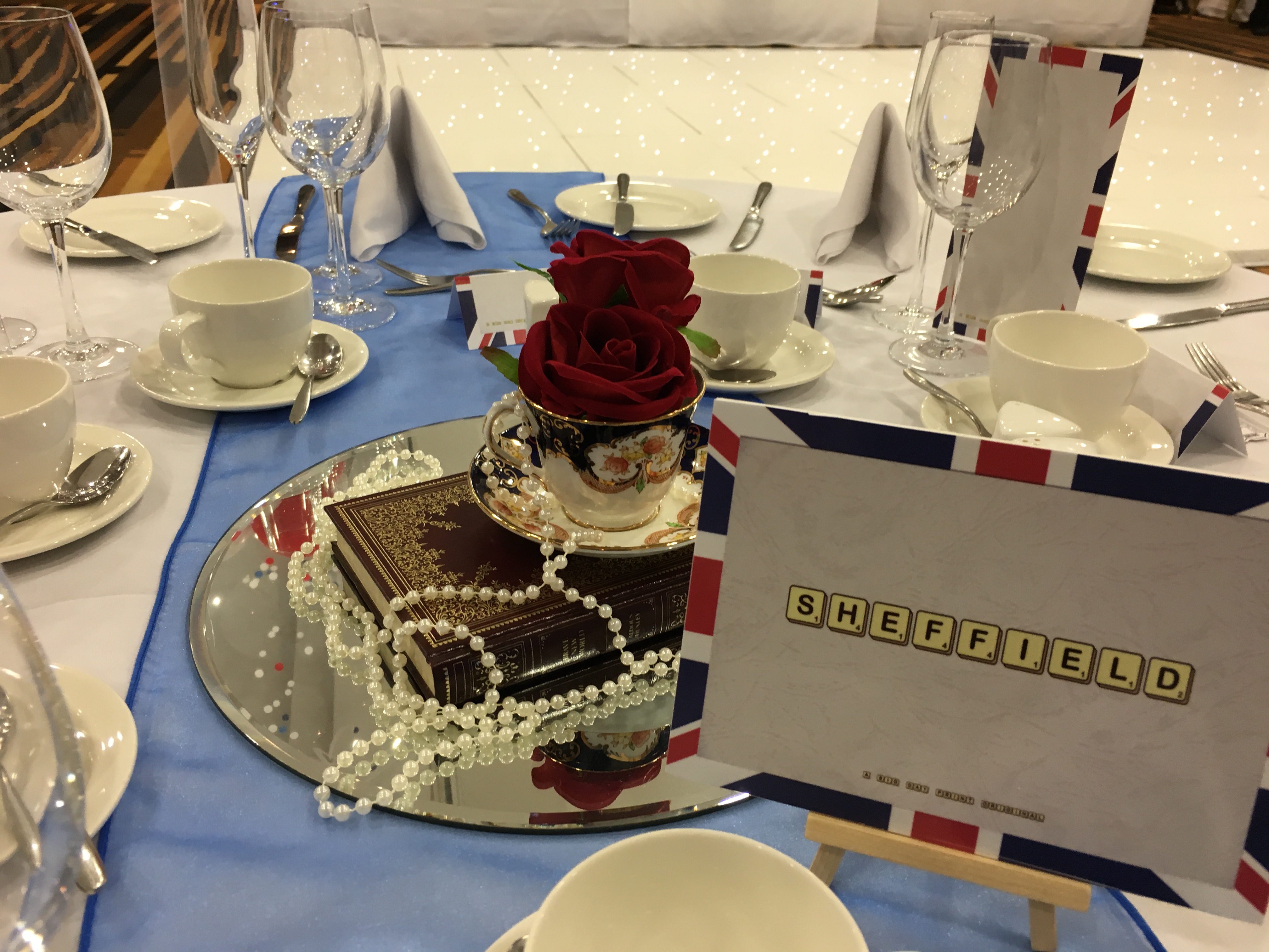 Best Of British Table Names Big Day Print Sophia's Final Touch - Venue Styling - Weddings