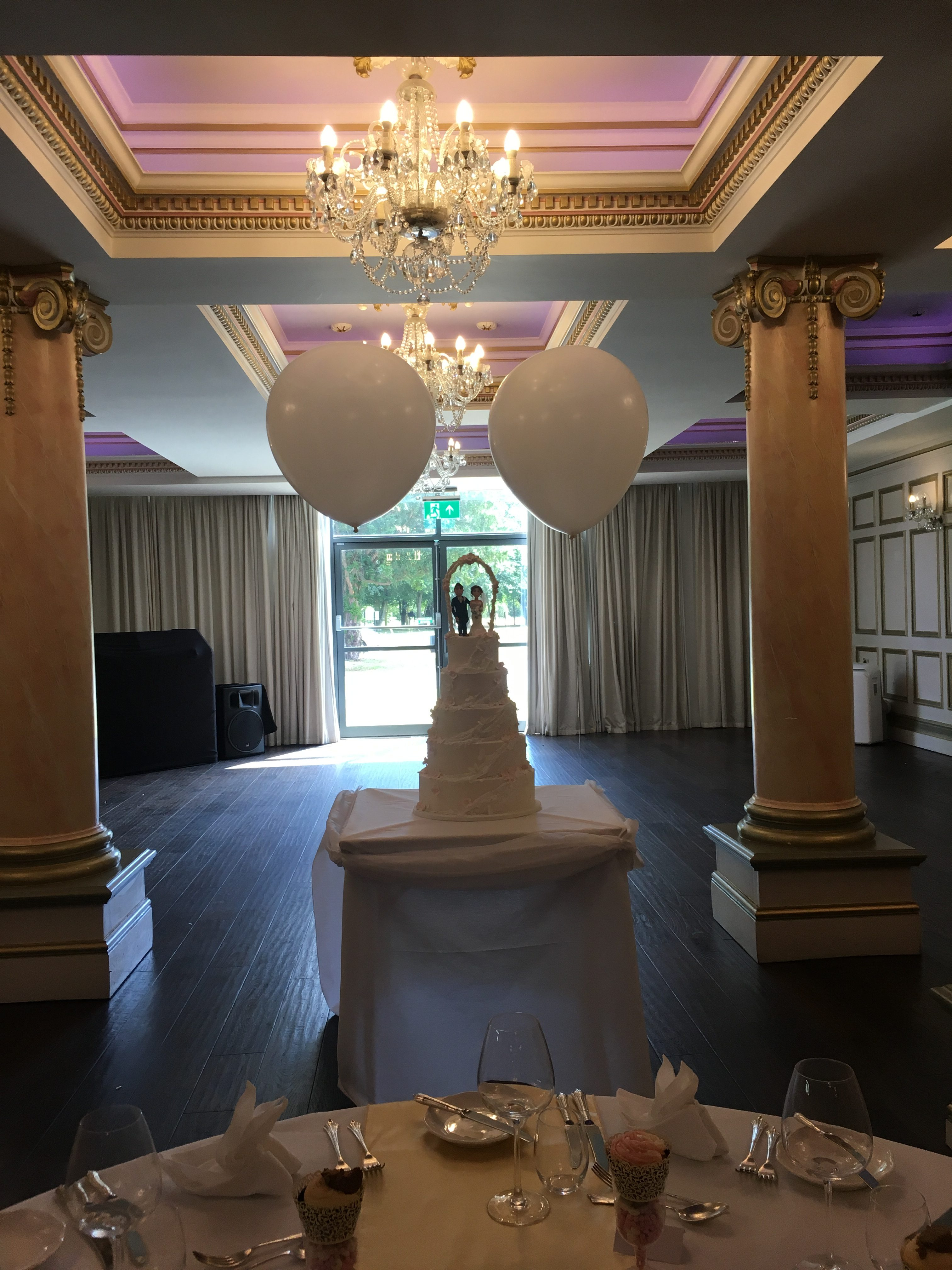 Giant Balloons Sophia's Final Touch - Venue Styling - Weddings