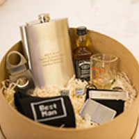 Best Man Personalised Thank You Box - Sophia's Final Touch - Venue Styling - Weddings