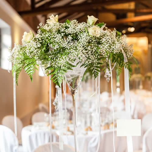 Wedding Centrepieces Tall