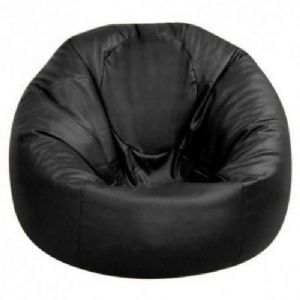 large-black-bean-bag