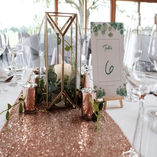 Wedding Centerpieces Low